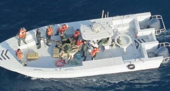 صور جديدة.. الجيش الأمريكي يدين الحرس الثوري الإيراني في هجوم خليج عمان