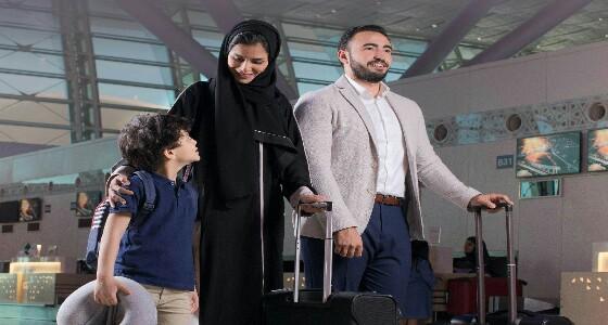انتقال 21 وجهة داخلية من رحلات الخطوط السعودية لمطار الملك عبدالعزيز الجديد