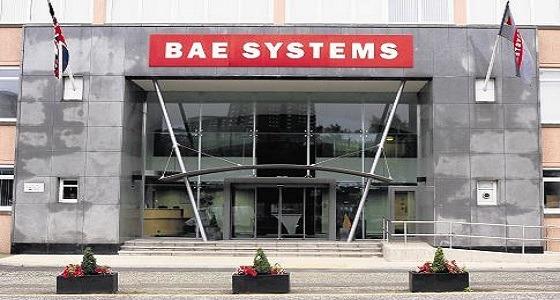 وظائف هندسية وفنية في شركة بي إيه إي سيستمز