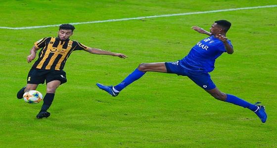 محمد كنو أفضل لاعب في الكلاسيكو