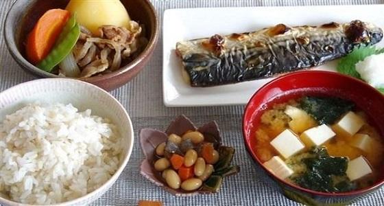 النظام الغذائي الياباني للتخلص من الوزن الزائد
