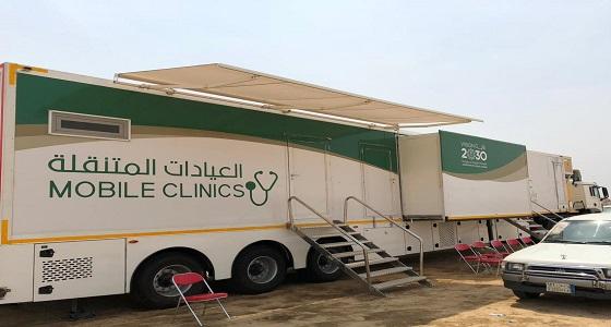 قادها من جازان لمكة.. الطبيب السواق يروى قصة العيادة المتنقلة الأولى من نوعها
