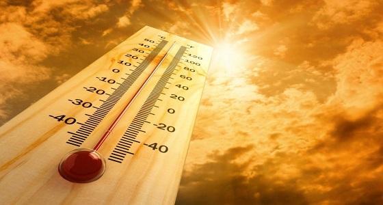 الأحساء وحفر الباطن يسجلان أعلى درجات حرارة اليوم