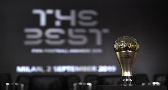 جوائز The best.. كلوب أفضل مدرب وميسي يقتنص الكرة الذهبية