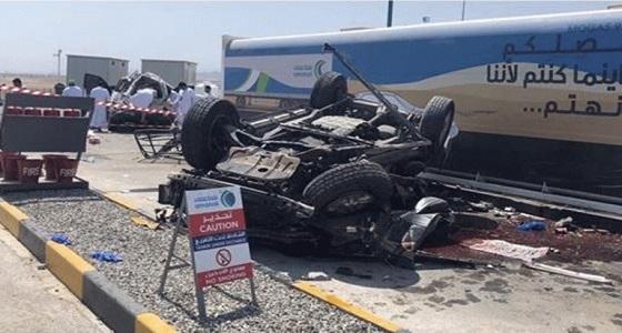 مصرع 3 كويتيين في حادث تصادم بسلطنة عُمان