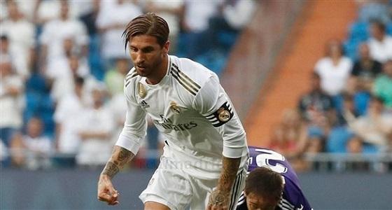 راموس وكارباخال ويوفيتش ينضمون لتدريبات ريال مدريد