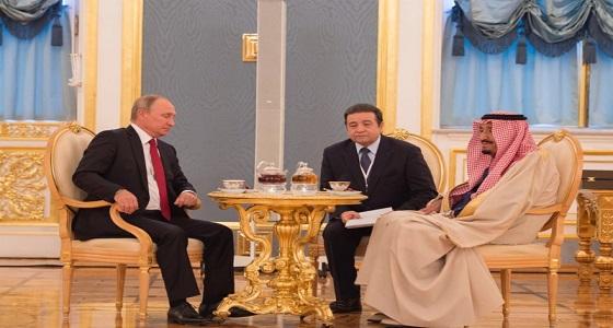 زيارة مهمة.. بوتين في المملكة الشهر القادم