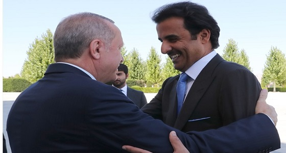 مغردة خارج سرب الإجماع العربي..قطر تقف بجانب الغزو التركي: «ليس بجريمة»