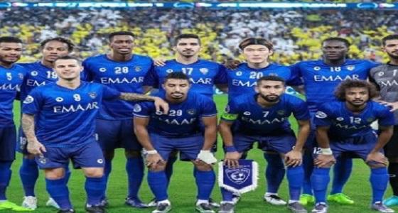 تشكيلة الهلال أمام أوراوا في نهائي دوري أبطال آسيا