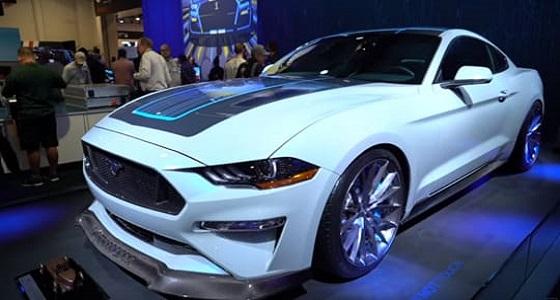 بالفيديو.. فورد تطلق سيارةكهربائية بقدرات جبارة وتقنيات متطورة