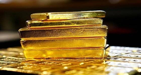 سعر الذهب في التعاملات الفورية يرتفع بنسبة 0.45 %
