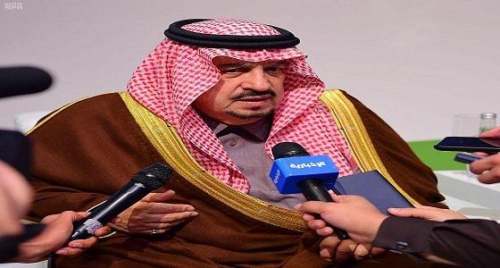 أمير الرياض يعلن الحرب على الفساد والمفسدين وفقا لأحكام الشريعة الإسلامية