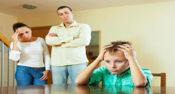 طرق التعامل مع الطفل المتردد