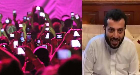 تركي آل الشيخ يستعد لحفلة ميدل بيست: «البس البندانة وروح يا وحش»