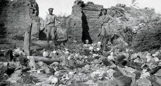 الكونجرس الأمريكي يعترف بإبادة الأرمن