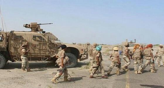 الجيش اليمني يستهدف تحركات الحوثيين