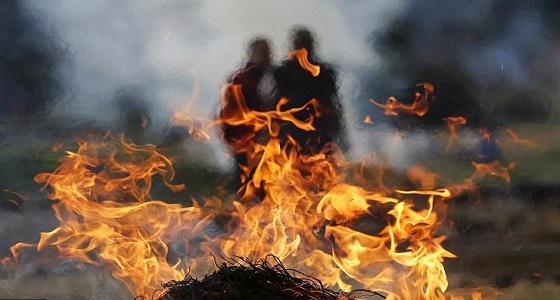 ضبط 3 شباب إثر اغتصابهم طبيبة وحرق جثتها