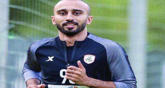 الشباب يوقع مخالصة مالية مع اللاعب محمد السهلاوي