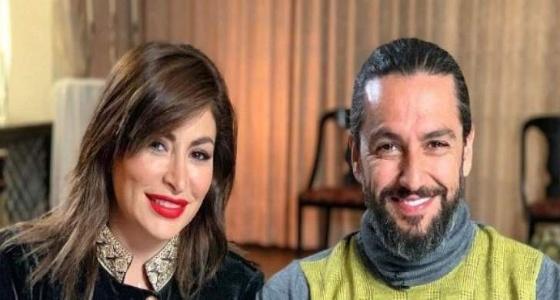 بالفيديو.. ديما بياعة: أرفض دخول زوجي للتمثيل خوفًا عليه من الحسد