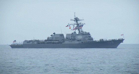ضبط أسلحة وصواريخ إيرانية في بحر العرب