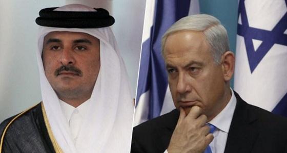 قناة إسرائيلية تفضح قطر: «تتواجد في غزة بمباركة إسرائيل » (فيديو)