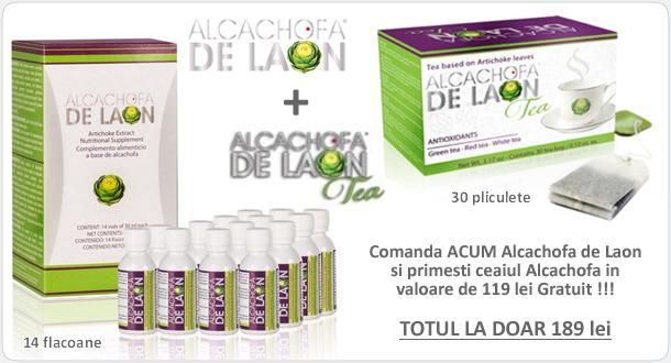 alcachofa de laon oferta pret redus