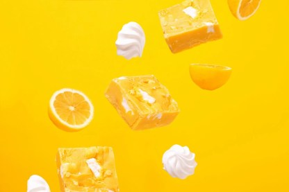 Slab Artisan Fudge - Lemon Meringue