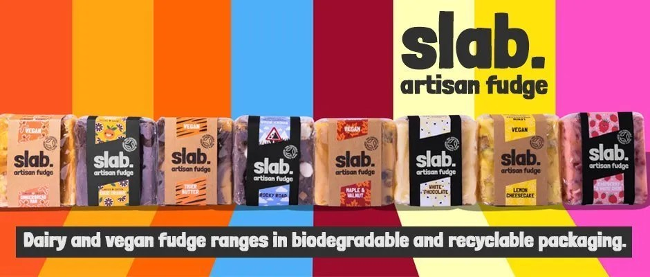 Slab Artisan Fudge - Banner Mixed
