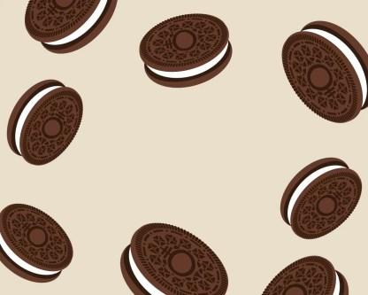 Slab Artisan Fudge - Cookies & Cream Flavour Graphic 2