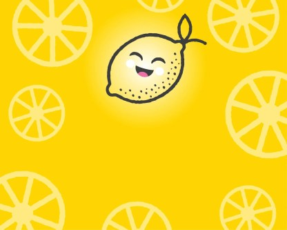 Slab Artisan Fudge - Lemon Meringue Flavour Graphic 2