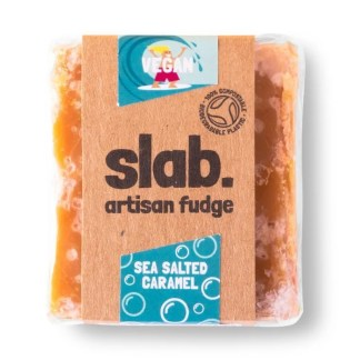 Slab Artisan Fudge - Vegan Sea Salted Caramel Product Photo