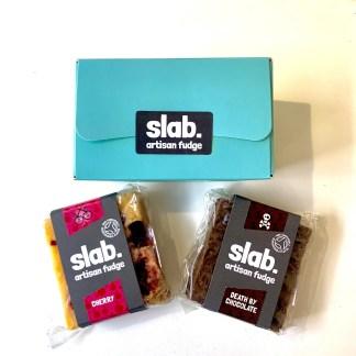 Slab Artisan Fudge - 2 Slab Dairy Gift Box