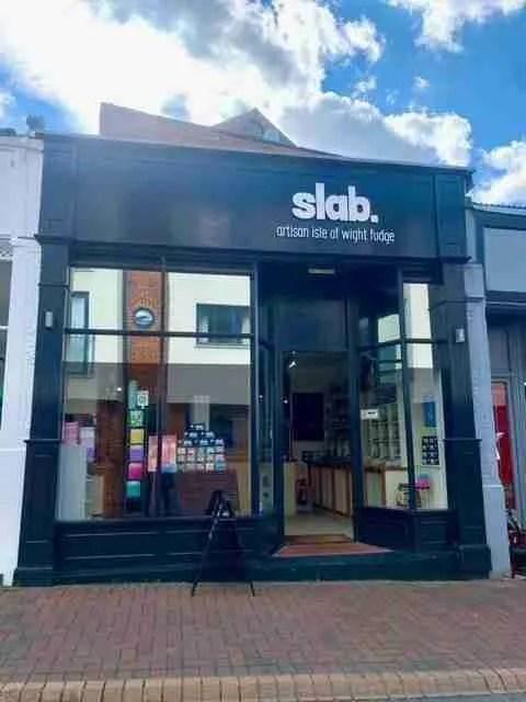 Slab Artisan Fudge - Shop