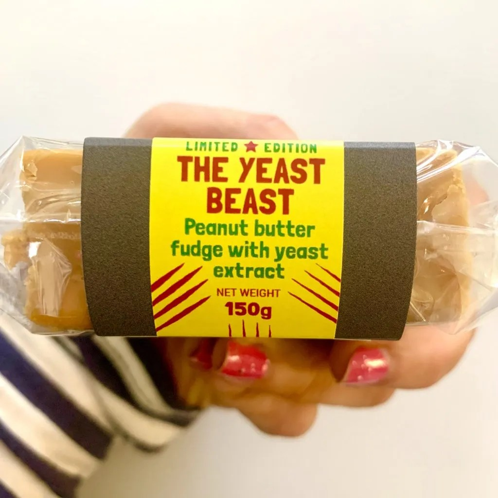 Slab Artisan Fudge - The Yeast Beast 1