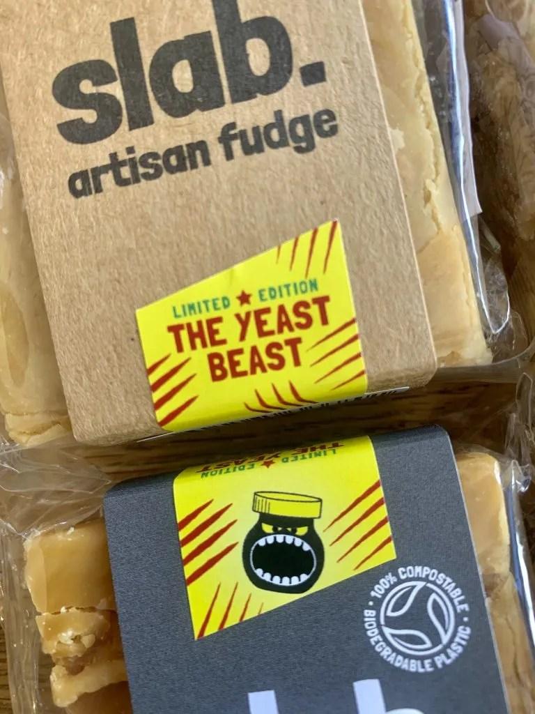 Slab Artisan Fudge - The Yeast Beast 4
