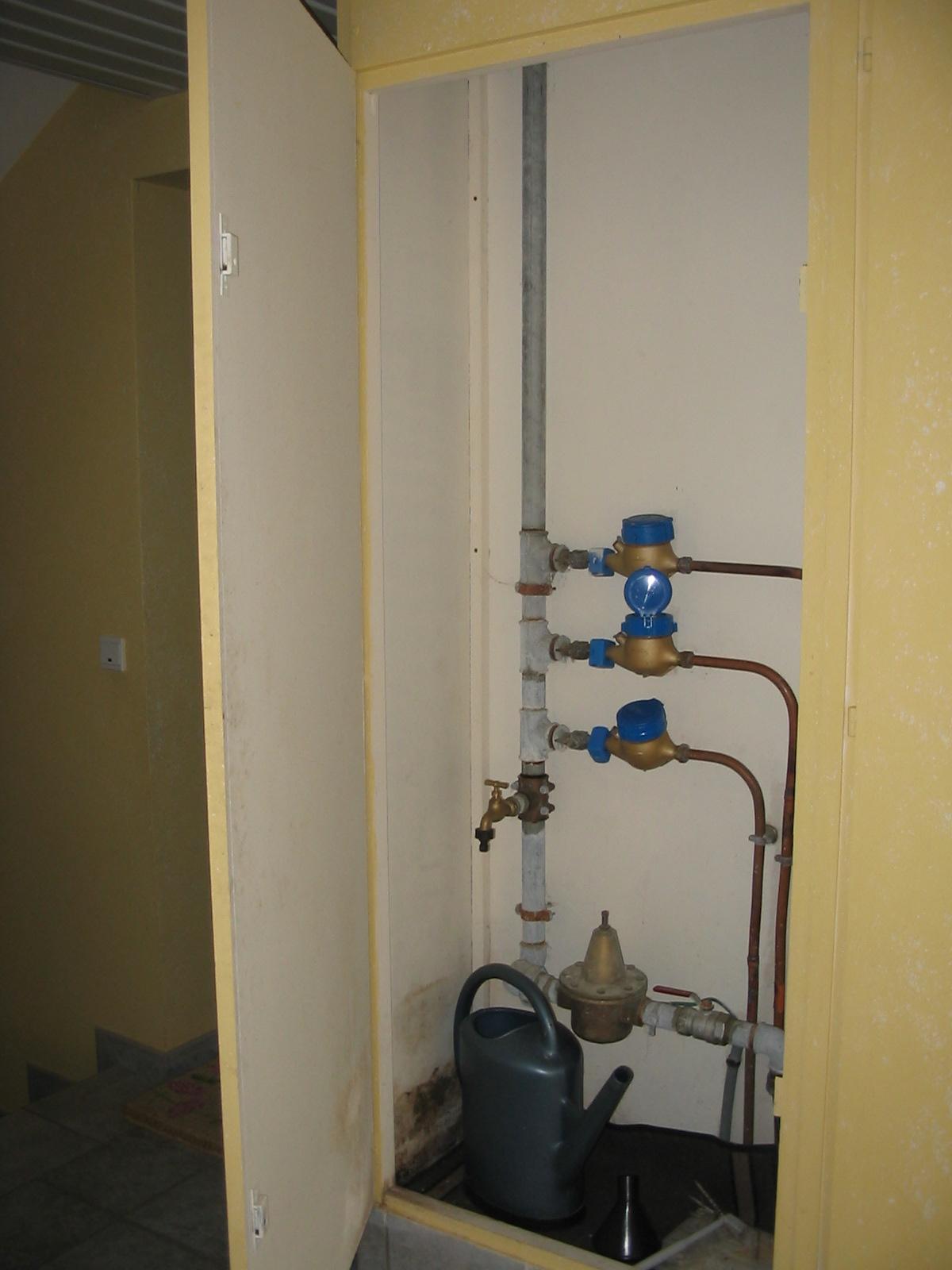 hight resolution of gas meters water meters