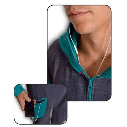 iphone lomme til høretelefoner