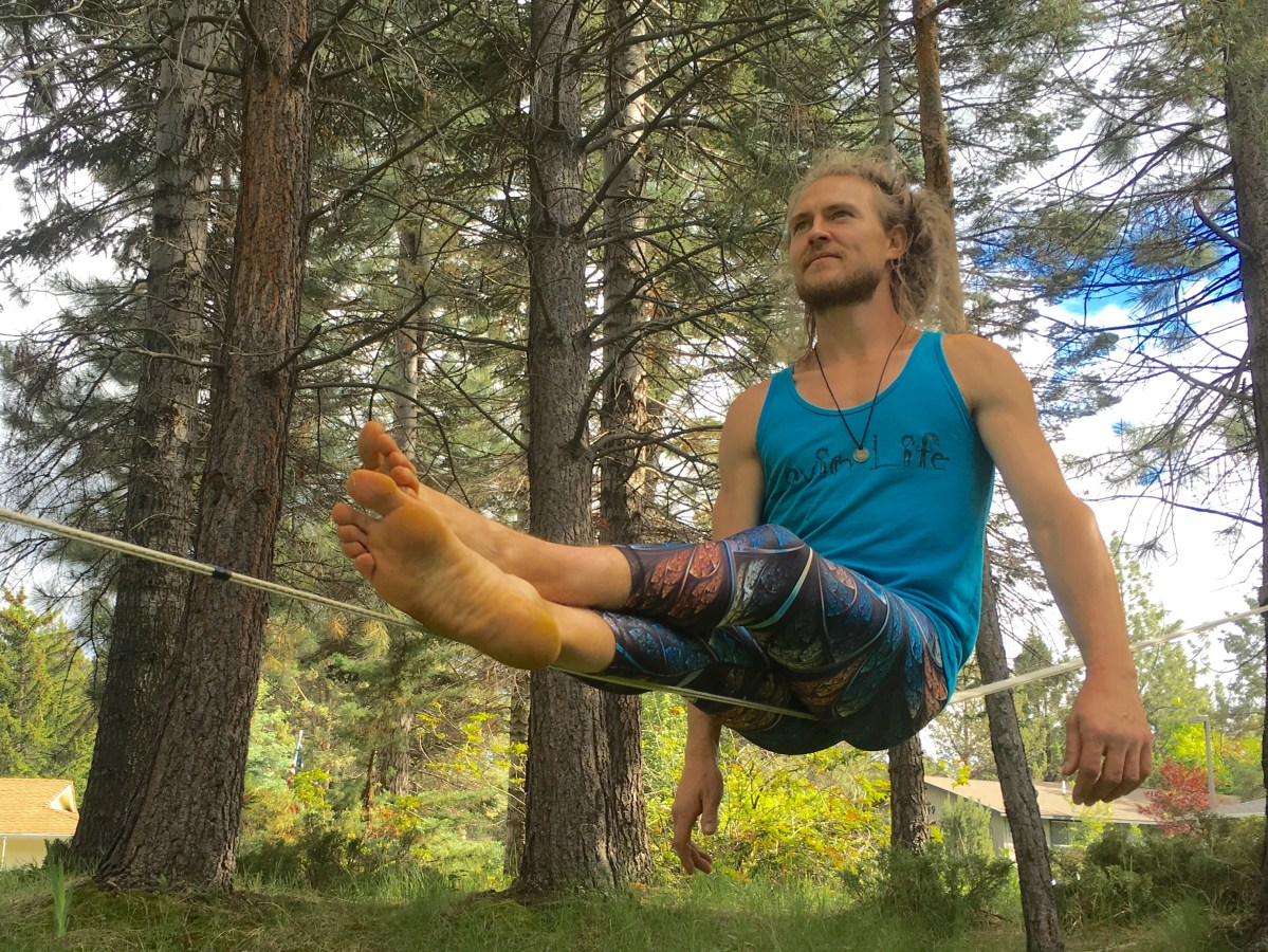 18 Slackline Quotes to Support/Calm Your Walk