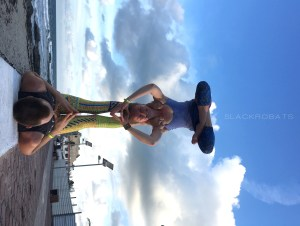 slackrobats quotes to encourage and empower acroyoga slacklining