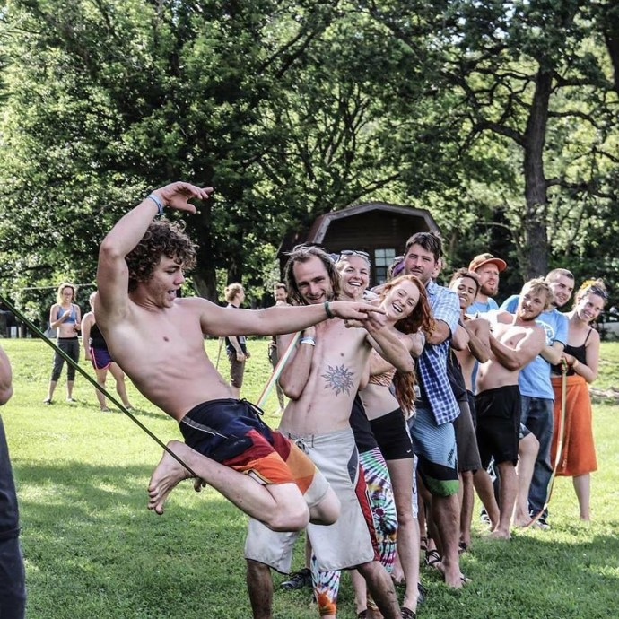 60+ Slackline Festivals Around The World / Highline Festivals Too!