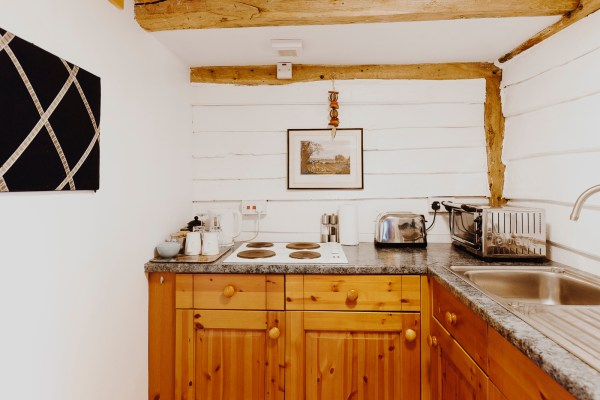 Granary Barn - Kitchen