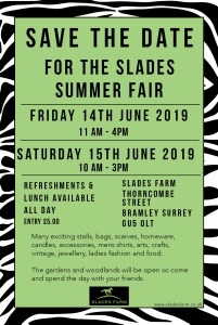 Slades 2019 summer sale