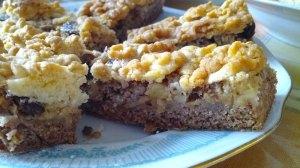 Grófkin koláč, jablkový koláč, sladký život