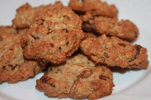Cereálne sušienky, zdravé sušienky, ovsené sušienky, sušienky z ovsených vločiek, sladký život