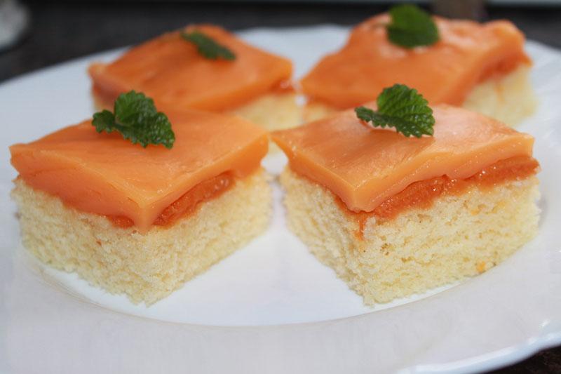 Marhuľový koláč