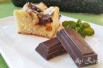 Hrnčekový koláč s tvarohom