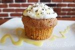 Cupcake s vaječným likérom