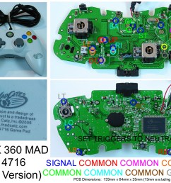 xbox joy pad wiring diagrams wiring diagram database motorcycle wiring harness xbox 360 wireless controller circuit [ 1193 x 915 Pixel ]