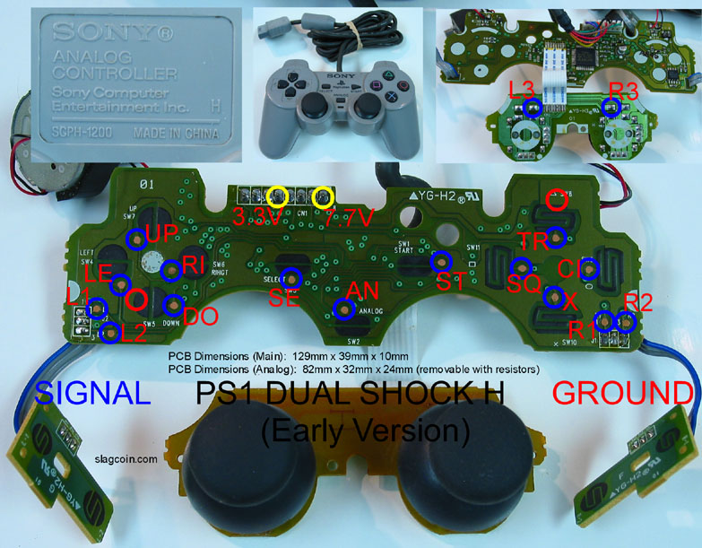 Dual Capacitor Wiring Diagram Joystick Controller Pcb And Wiring