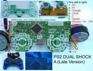 7800 PlayStation 2 controller adapter  Page 2  Atari 7800  AtariAge Forums